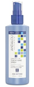 Andalou Naturals Thickening Spray