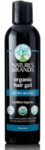 Nature's Brands Mari Organic Hair Gel